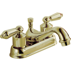 peerless brushed nickel polished brass single double