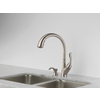 Delta Ashton Stainless 1-Handle Pull-Down Kitchen Faucet