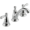 Peerless Traditional Chrome 2-Handle Widespread WaterSense Bathroom Sink Faucet (Drain Included)