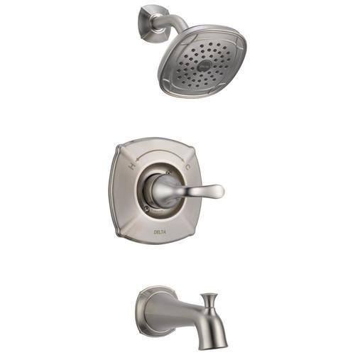 print out of the delta faucet single bathtub knob bathroom design
