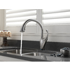 Delta Addison Touch2O Arctic Stainless 1-Handle Pull-Down Touch Kitchen Faucet