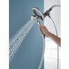 Delta In2ition 6-in Chrome Showerheads with Hand Showers