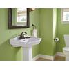 Delta Olmsted Venetian Bronze 2-Handle 4-in Centerset WaterSense Bathroom Faucet (Drain Included)