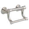 DELTA 6-in Brilliance Stainless Steel Wall Mount Grab Bar