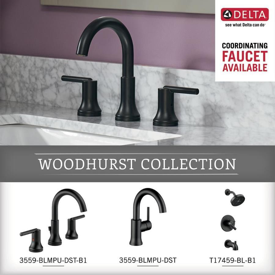 Delta 75925-BL Towel Bar Bathroom Hardware