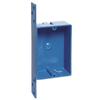 CARLON 8-cu in 1-Gang Plastic Old Work Wall Electrical Box