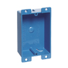 CARLON 20.0 cu in 1-Gang Old Work Plastic Electrical Box