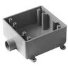 CARLON Double-Gang Type FSE Switch Box