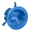 CARLON 18-cu in Plastic Round Ceiling Electrical Box