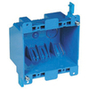 CARLON 25.0 cu in 2-Gang Old Work Plastic Electrical Box