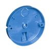 CARLON 8-cu in Plastic Ceiling Electrical Box