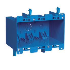 CARLON 55-cu in 3-Gang Plastic Old Work Wall Electrical Box