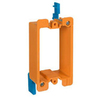 CARLON 1-Gang Plastic Low Voltage Wall Electrical Box