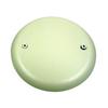 CARLON Round Plastic Electrical Box Cover