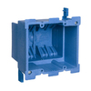 CARLON 34 cu in 2-Gang Old Work Plastic Electrical Box