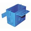 CARLON 22-cu in 1-Gang Plastic New Work Wall Electrical Box