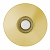 CARLON Wired Brass Door Chime Button
