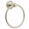 Moen Preston Spot Resist Brushed Nickel Wall-Mount Towel Ring