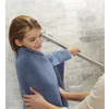 Moen Home Care 16-in Brushed Nickel Grab Bar