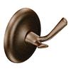 Moen Yorkshire 2-Hook Old World Bronze Robe Hook