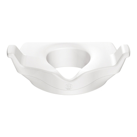 Moen Home Care White Elevated Toilet Seat