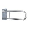 Moen 30.2-in Stainless Wall Mount Grab Bar