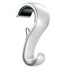 Moen Chrome Single Shower Hooks