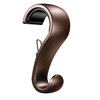 Moen Old-World Bronze Single Shower Hooks