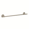 Moen Stockton Brushed Nickel 24-in Towel Bar