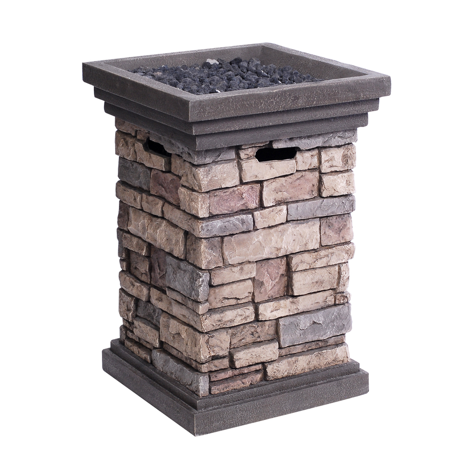 Lowe S Outdoor Gas Fire Pits Pictures To Pin On Pinterest