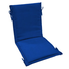 Shop Arden Outdoor Pacific Blue Sling Chair Cushion At