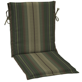 allen + roth Stripe Cushion for Sling Chair