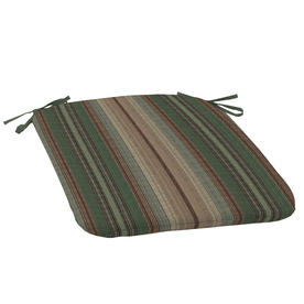 allen + roth Stripe Seat Pad For Adirondack Chair