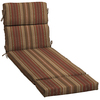 allen + roth Stripe Cushion for Chaise Lounge