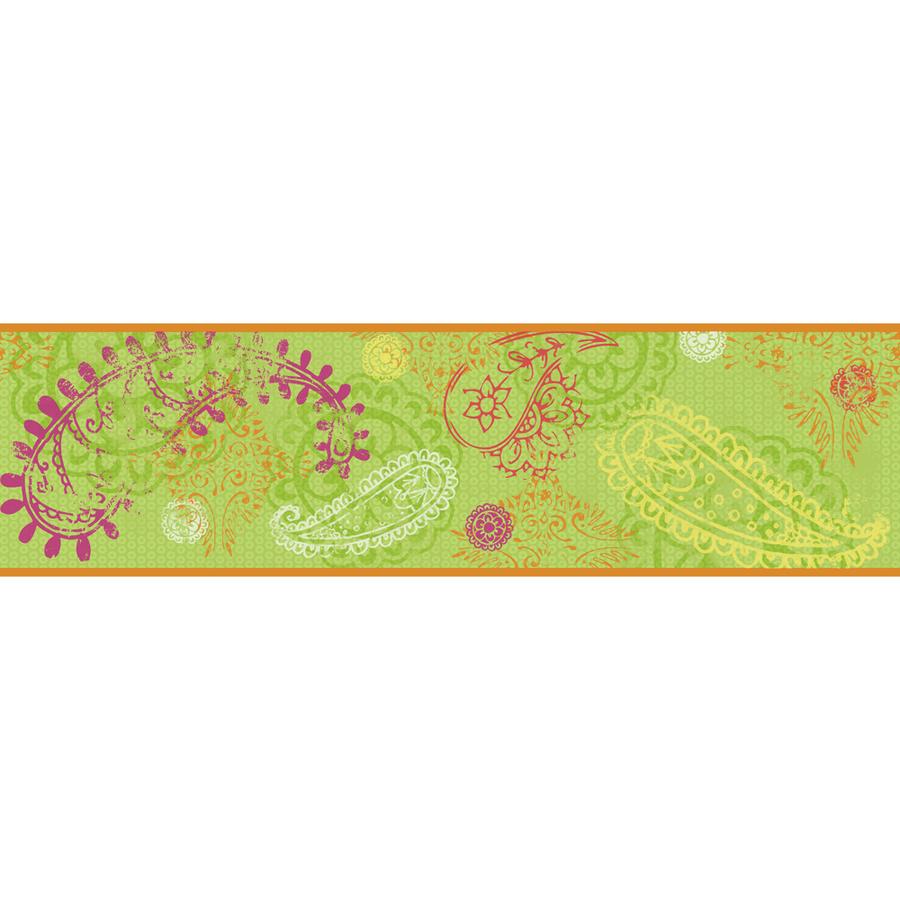 shop york wallcoverings lime prepasted wallpaper