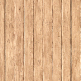 York Wallcoverings Light Brown Strippable Prepasted Classic Wallpaper