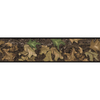 RoomMates Mossy Oak Peel and Stick Wallpaper Border