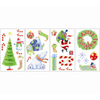 RoomMates Merry Christmas Appliques