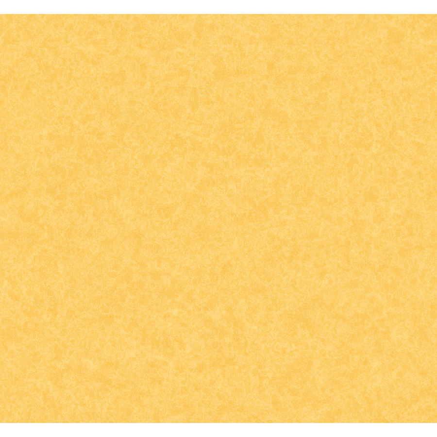 Shop york wallcoverings mustard yellow strippable for Prepasted wallpaper