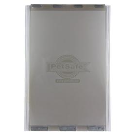PetSafe Replacement flap for Classic Pet Door, Deluxe Patio Panel Door, and Wall Entry Pet Door