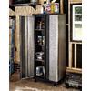 Kobalt 30-in W x 72-in H x 20-in D Steel Freestanding Garage Cabinet
