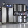 Kobalt 30-in W x 38-in H x 20-in D Steel Freestanding Garage Cabinet