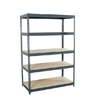 lowes deals on edsal 72-in H x 48-in W x 24-in D 5-Tier Steel Shelving Unit