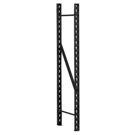 edsal 96-in H x 24-in D Steel Freestanding Shelving Unit