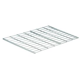 edsal 2-ft L x 24-in D Chrome Wire Shelf