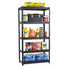 edsal 72-in H x 36-in W x 18-in D 5-Tier Steel Freestanding Shelving Unit