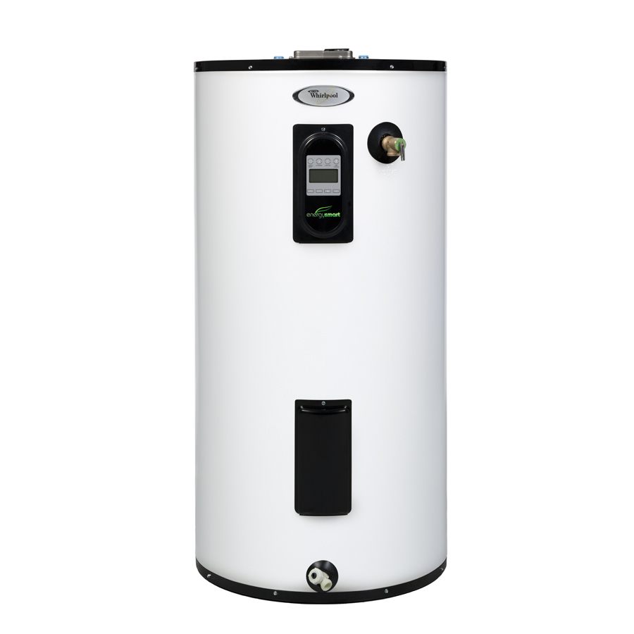 Shop Whirlpool 40 Gallon 9 Year Regular Electric Water