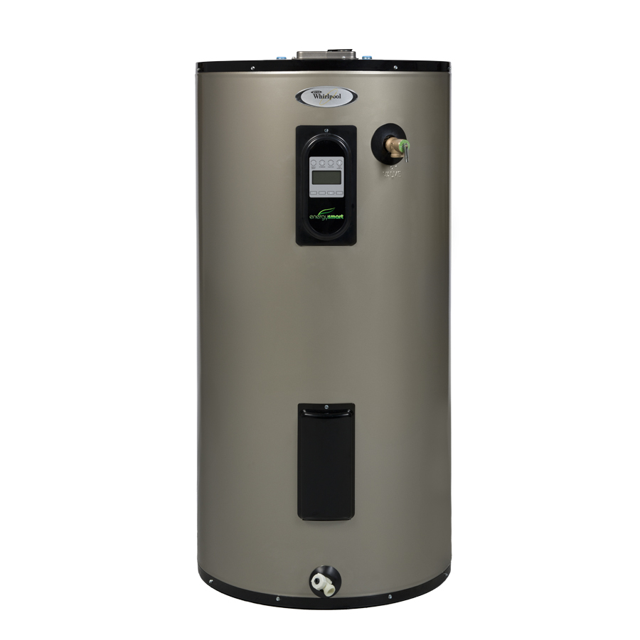 shop whirlpool 40 gallon 12 year regular electric water heater at. Black Bedroom Furniture Sets. Home Design Ideas