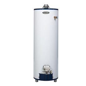 Whirlpool 6th Sense 50-Gallon 6-Year Tall Gas Water Heater (Natural Gas)