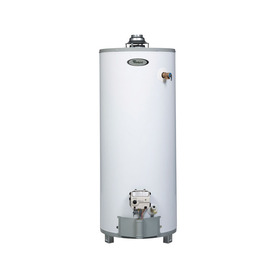 Whirlpool 40-Gallon 9-Year Residential Short Natural Gas Water Heater